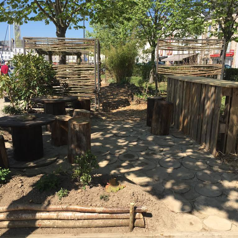 Jardin ephemeres 2017 cr apaysage for Entretien jardin ploemeur