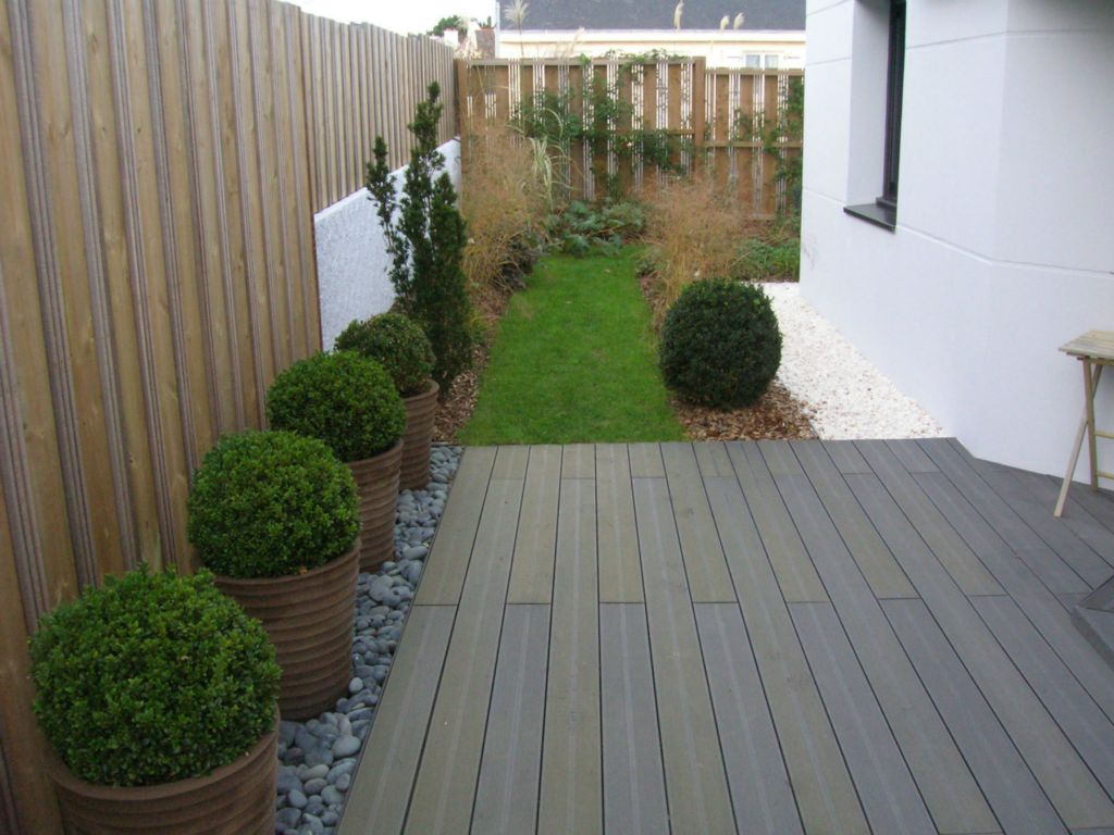 amenagement jardin epure