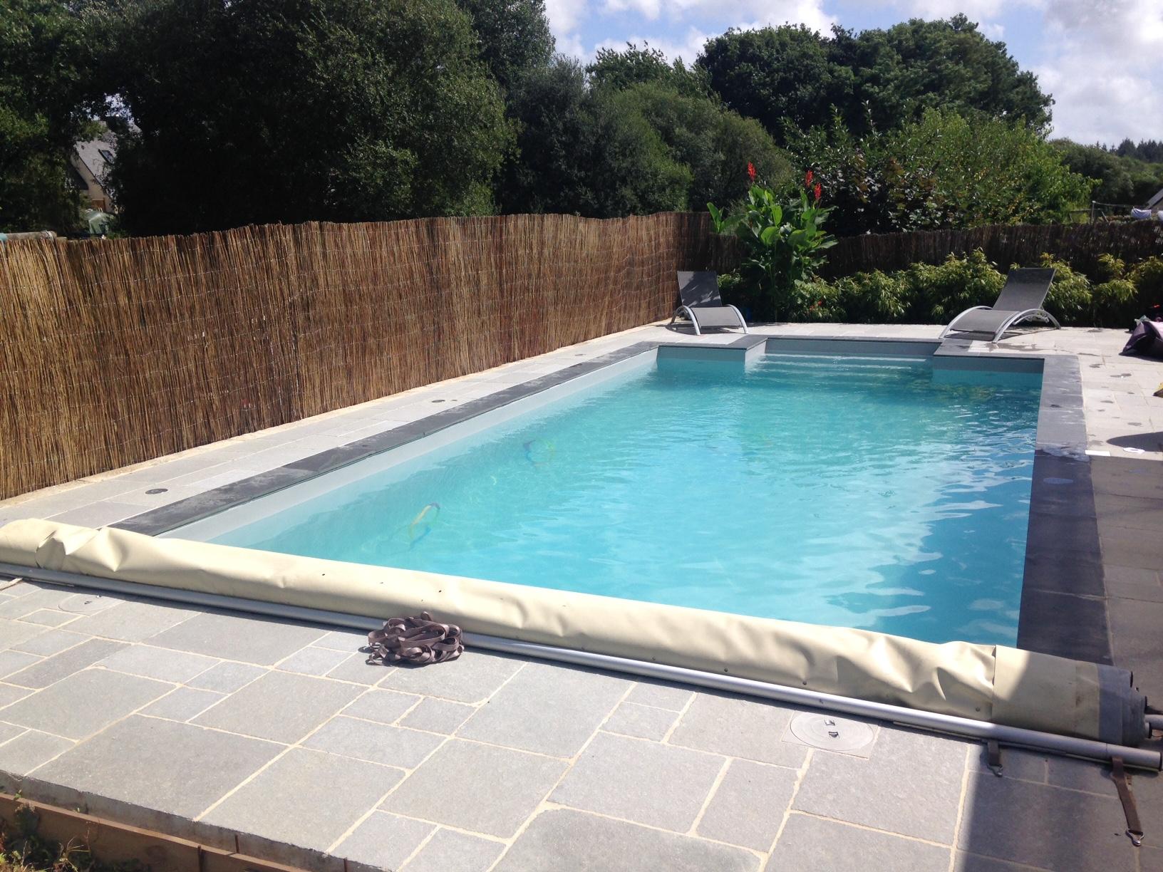 Envie d 39 une piscine cr apaysage - Piscine rectangulaire 4m x 2m ...